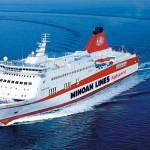 Ferries a Creta
