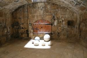Interior de la Fortaleza de Herakleion