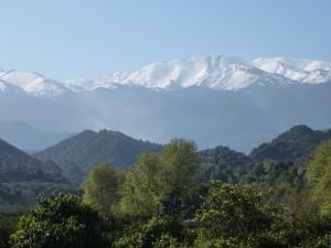 Montañas Lefka Ori - Montañas Blancas