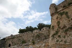 La Fortezza o Fortaleza, en Rethymno