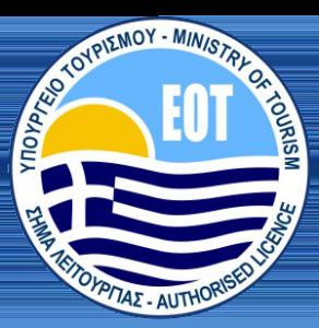 Organización de turismo de Grecia