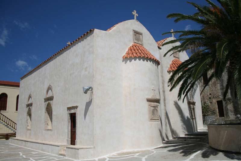 Monasterio de Moni Preveli