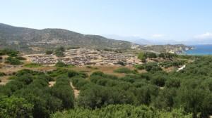 Yacimiento arqueológico de Gournia