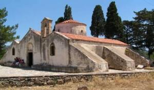 Panagia Kera, iglesia ortodoxa en Kritsa