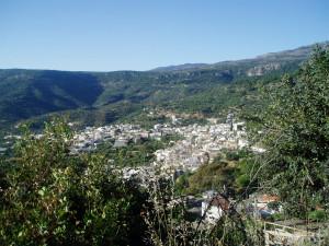 Pueblo de Kritsa en Creta