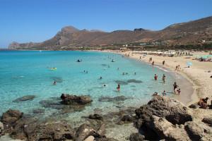 Playa de Falassarna