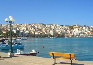 Paseo marítimo de Sitía