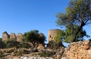 Fortaleza Turca en Loutro
