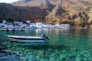 Loutro en Creta