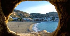 Playa de Matala