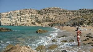 Matala en Creta