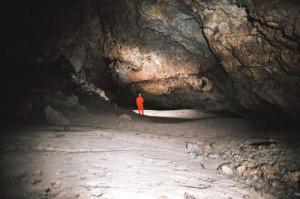 Cueva de Neraidogoula en Creta
