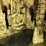 Cueva de Dikteon, donde nació de Zeus