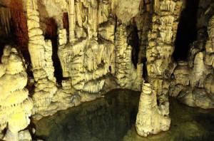Cueva de Dikteon, en Creta