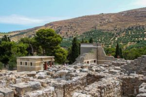 Palacio de Cnossos